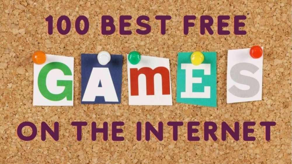 100 best free games on the internet