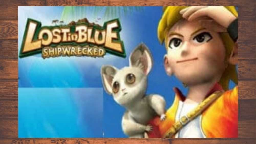 image of Lost in Blue: Shipwrecked game