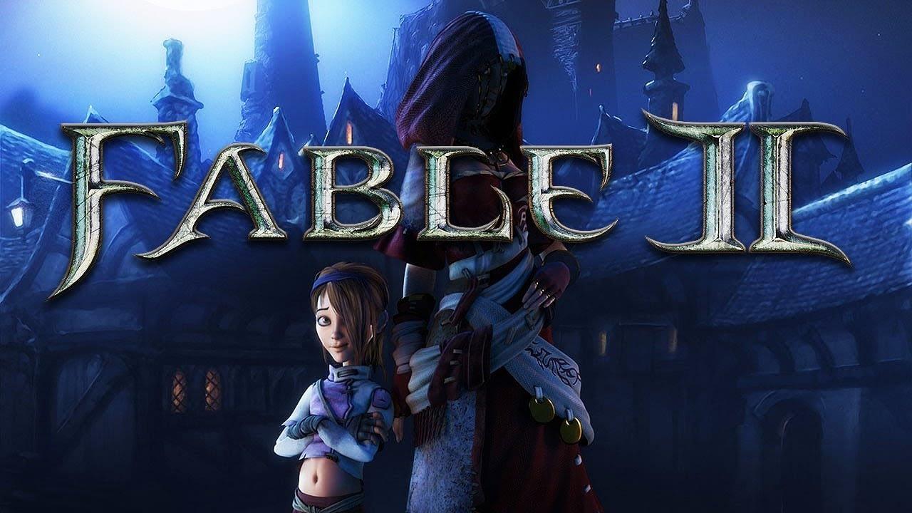 image of fable II game