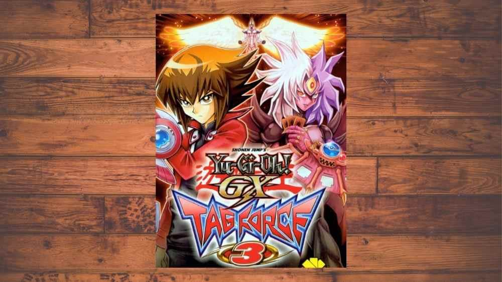 cover image of Yu-Gi-Oh! GX: Tag Force 3 game