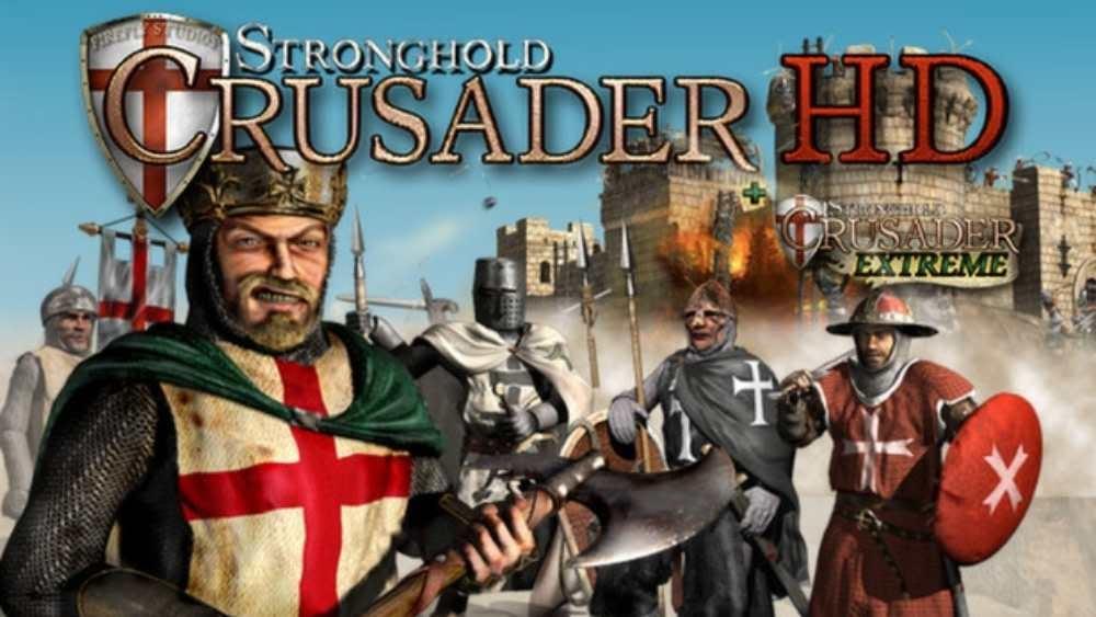 image of Stronghold: Crusader game