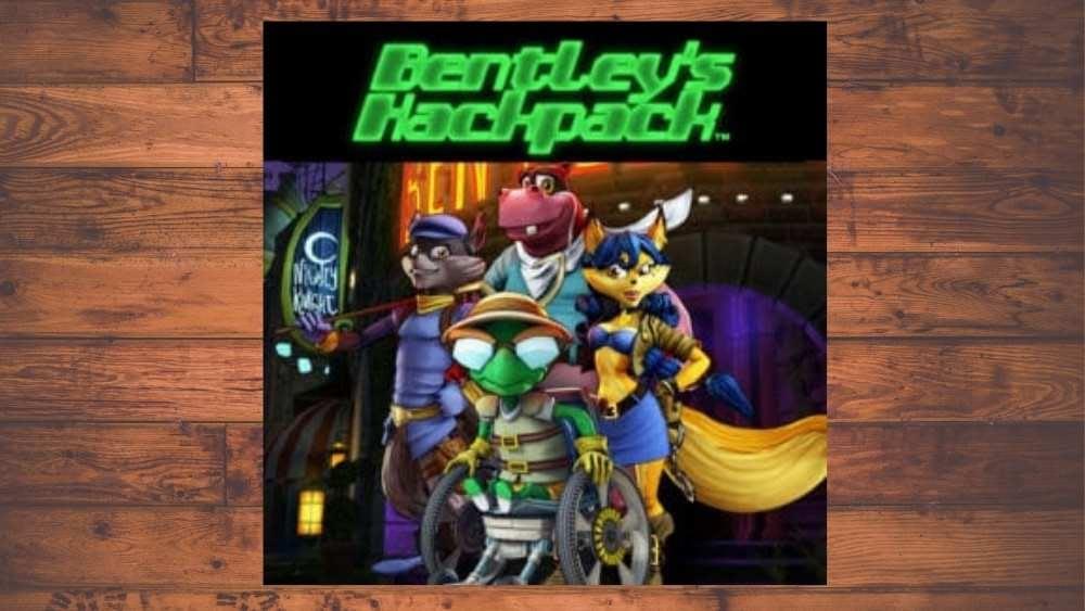 image of Bentley's Hackpack game