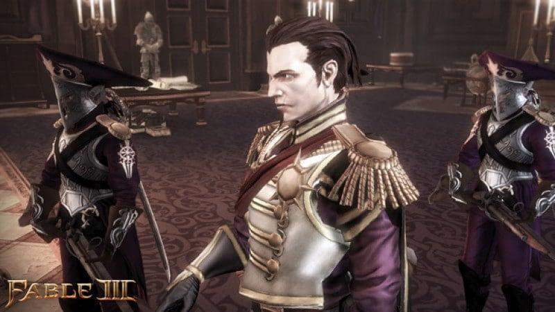image of fable III game